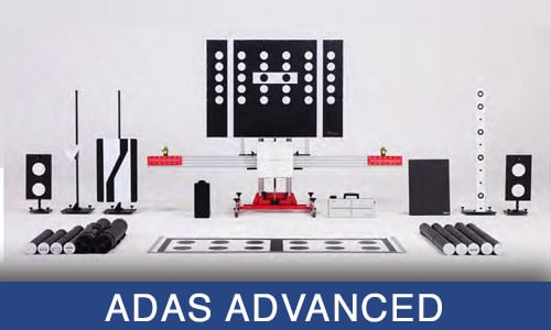 ADAS Advanced Calibration system