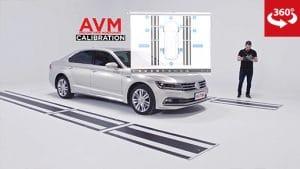Around View Monitoring (AVM)
