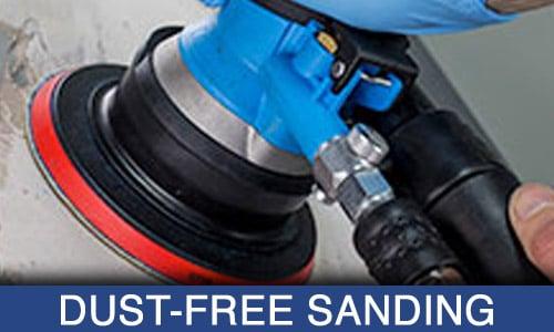 prospot dust-free sanding systems