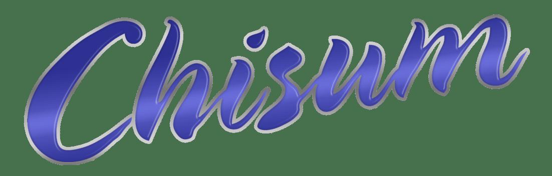 chisum lrg blue 3D-LG