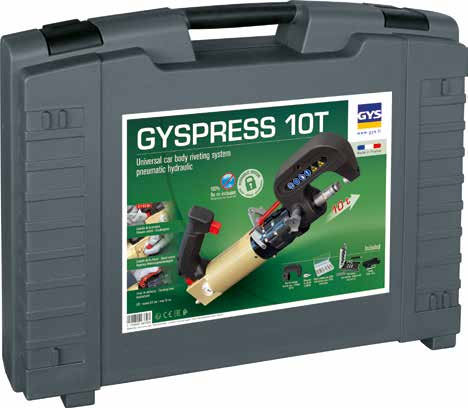 GYSPRESS 10T Riveting case